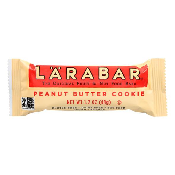 Larabar - Peanut Butter Cookie - Case Of 16 - 1.7 Oz