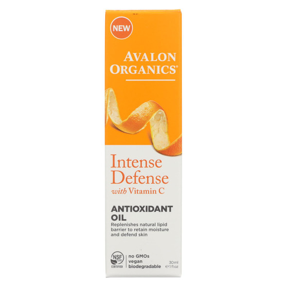 Avalon Intense Defense - Antioxidant Oil - 1 Oz.