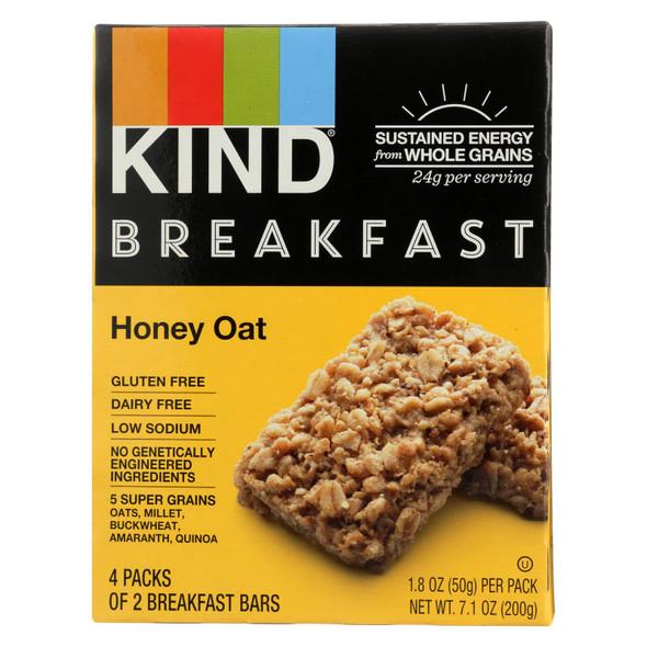 Kind Honey Oat - Case Of 8 - 1.8 Oz.