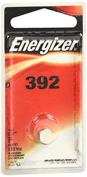 Energizer Electronic Battery #392 - 1.55 Volt - 1 Each