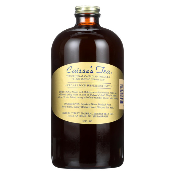 Caisse's Tea Herbal Tea - Essiac Formula - 32 Oz