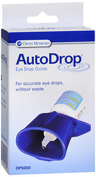 Owen Mumford Autodrop Eyedrop Guide - 1 each