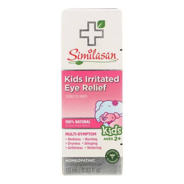 Similasan Kids Irritated Eye Relief - .33 Oz
