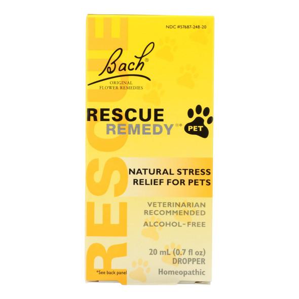 Bach Rescue Remedy Pet - 20 Ml