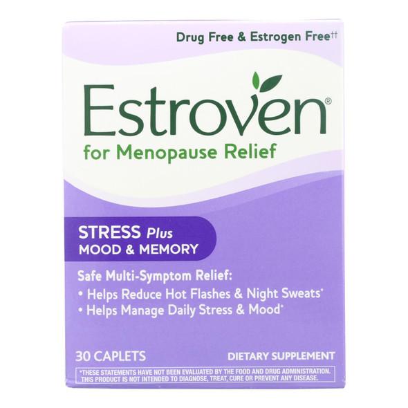 Estroven Plus Mood And Memory - 30 Caplets