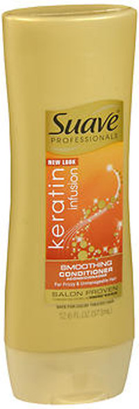 Suave Professionals Keratin Infusion Smoothing Conditioner - 12.6 oz