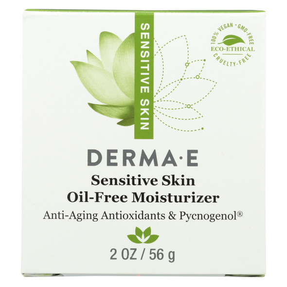 Derma E Soothing Oil-free Moisturizer With Pycnogenol - 2 Oz