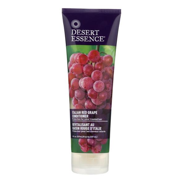 Desert Essence Conditioner Italian Red Grape - 8 Fl Oz