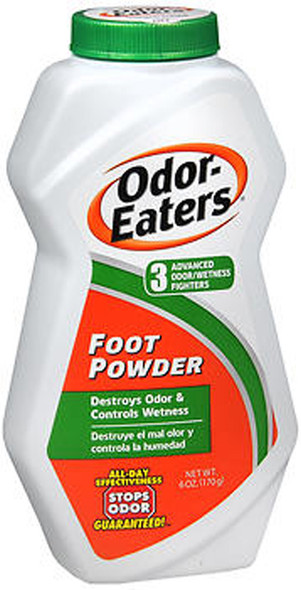 Odor-Eaters Foot Powder - 6 oz
