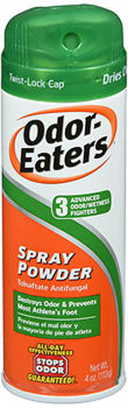 Odor-Eaters Foot and Sneaker Spray Powder - 4 oz