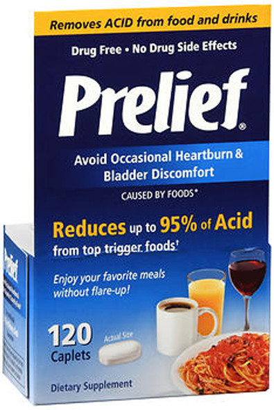 Prelief Dietary Supplement - 120 Caplets