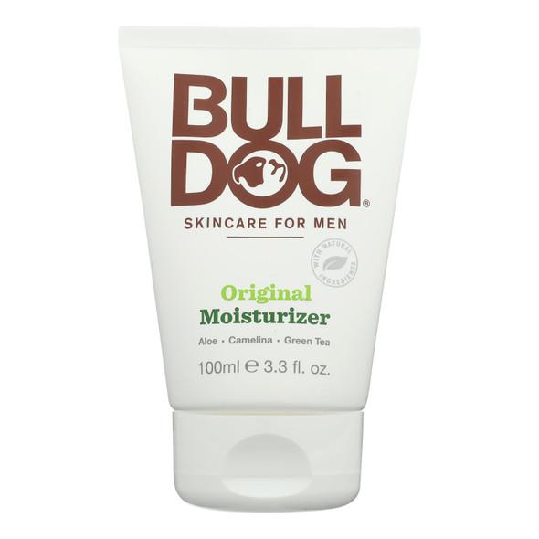 Bulldog Natural Skincare Moisturizer - Original - 3.3 Fl Oz