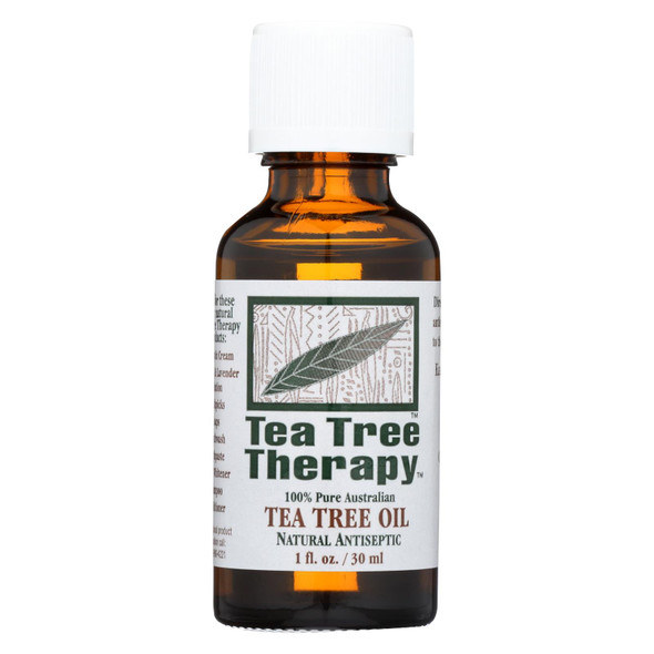 Tea Tree Therapy Tea Tree Oil - 1 Fl Oz