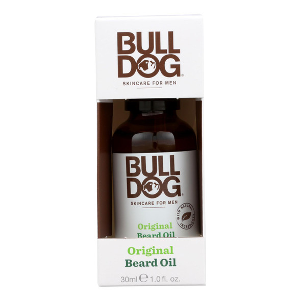 Bulldog Natural Skincare Beard Oil - Original - 1 Fl Oz