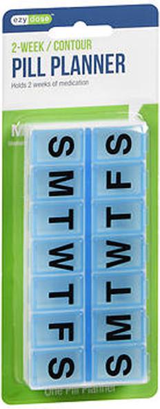 Ezy Dose 14-Day Contour Pill Reminder - 1 ea.