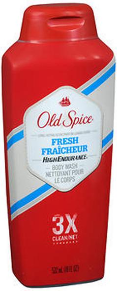 Old Spice High Endurance Body Wash Fresh - 18 oz