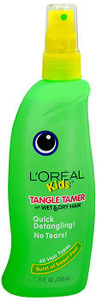 L'Oreal Kids Tangle Tamer Spray All Hair - 9 oz