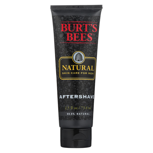 Burts Bees Aftershave - Mens - 2.5 Fl Oz
