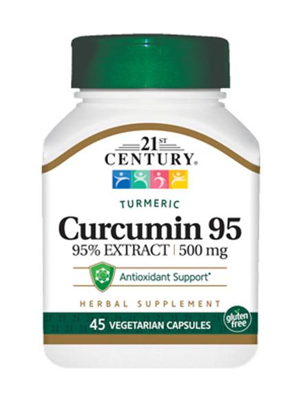 21st Century Curcumin 95 - 45 ct