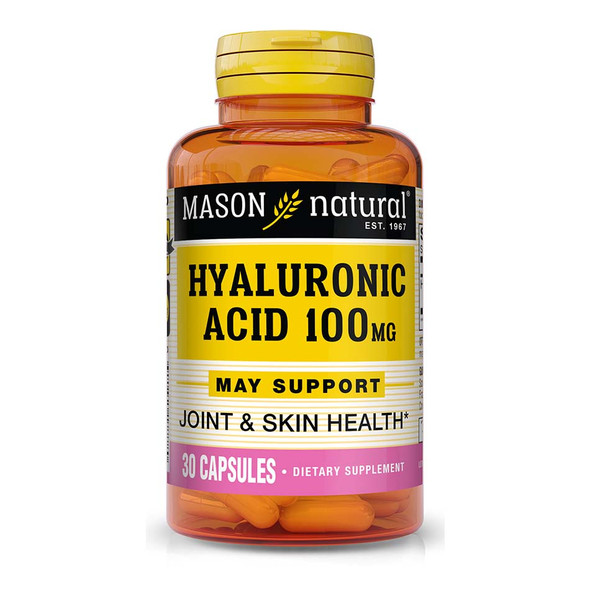 Mason Hyaluronic Acid 100MG - 30 ct