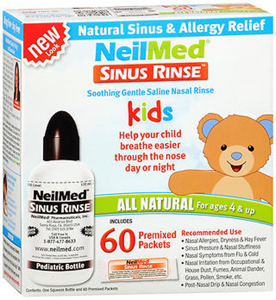 NeilMed Sinus Rinse Kids - 1 Kit