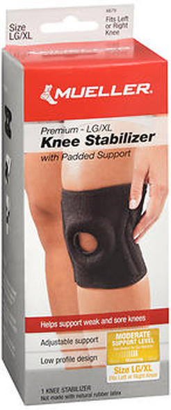 Mueller Knee Stabilizer With Padded Support LG/XL