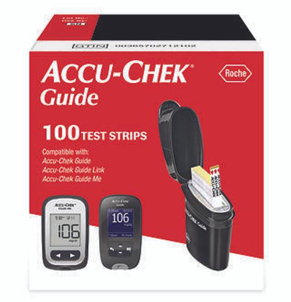 Accu-Chek Guide Test Strips - 100 ct