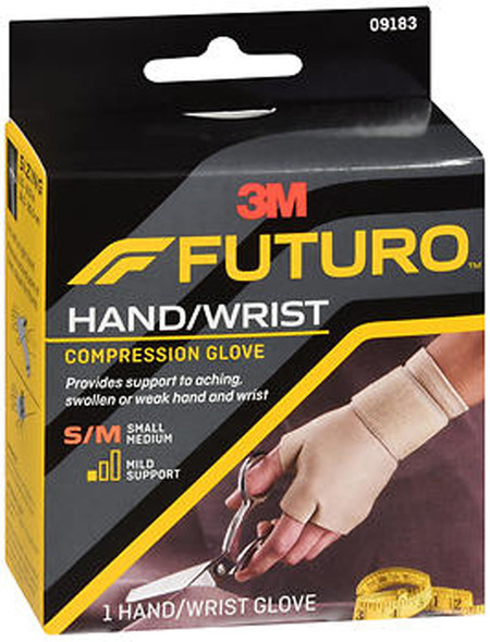 Futuro Energizing Support Glove - Medium, 09183EN - 1 Each