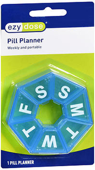Ezy Dose Pill Planner 67009 - 1 ea.