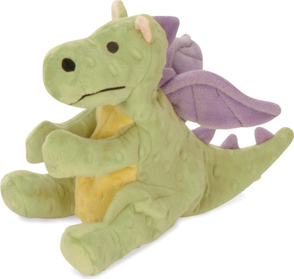 Dragons Dog Toy - Lime Large