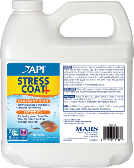 Stress Coat - 64 Ounce