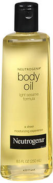 Neutrogena Body Oil Light Sesame Formula - 8.5 oz