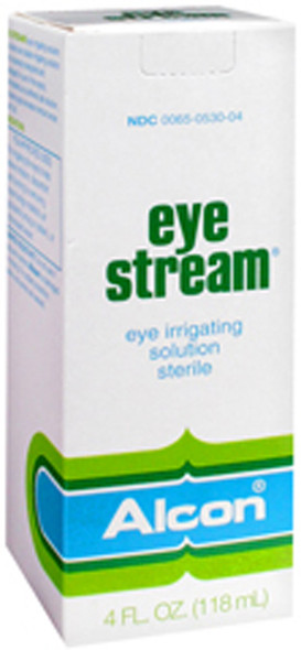 Eye Stream Solution by Alcon - 4 oz