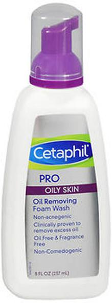 Cetaphil Pro Oil Removing Foam Wash - 8 oz