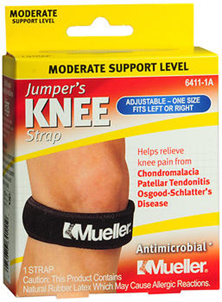 Mueller Jumper's Knee Strap One Size #6411-1A