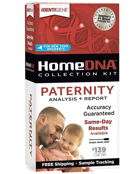 Home DNA Paternity Kit - 1 ct