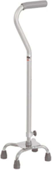 Carex Walking Cane with Small Quad Base