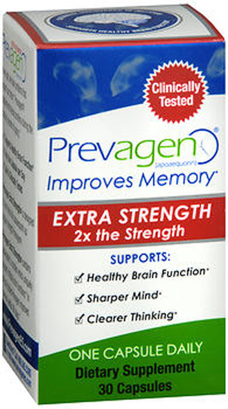 Prevagen Dietary Supplement Capsules Extra Strength - 30 ct