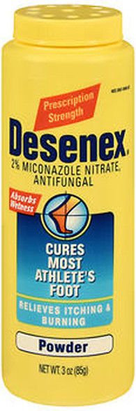 Desenex Antifungal Powder 2% - 3 oz