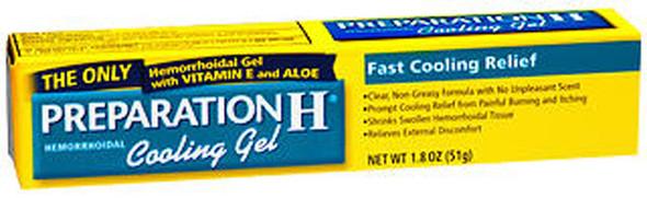 Preparation H Cooling Gel - 1.8 oz