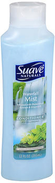 Suave Naturals Conditioner Refreshing Waterfall Mist - 15 oz