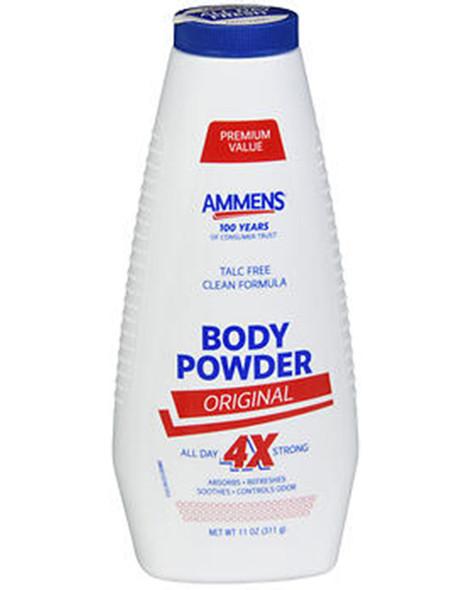 Ammens Medicated Powder Original - 11 oz