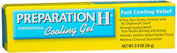 Preparation H Hemorrhoidal Cooling Gel - .9 oz