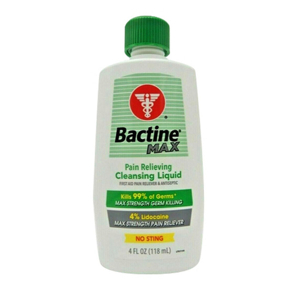 Bactine Original First Aid Liquid - 4 fl oz