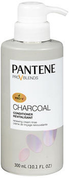 Pantene ProV Blends Charcoal Renewing Cream Rinse Conditioner - 10.1 oz
