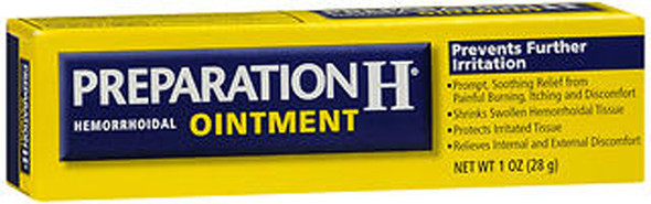 Preparation H Ointment - 1 oz