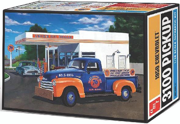 1950 Chevy Pickup Union 76 Model Kit
