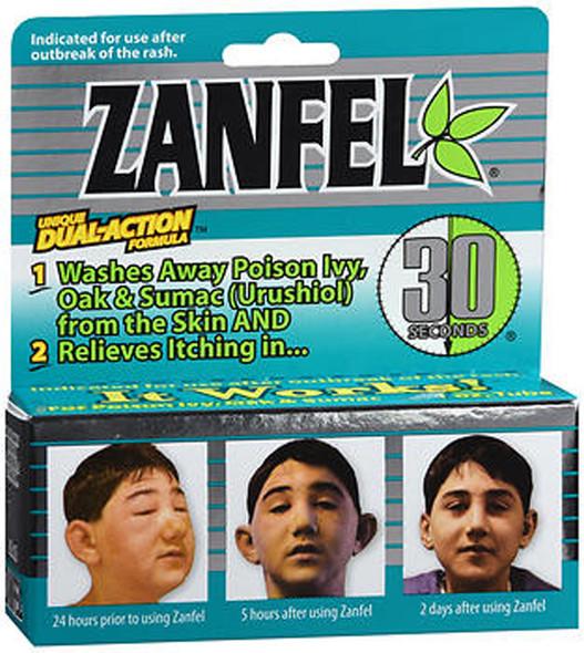 Zanfel Wash For Poison Ivy, Oak & Sumac (Urushiol)  1 oz