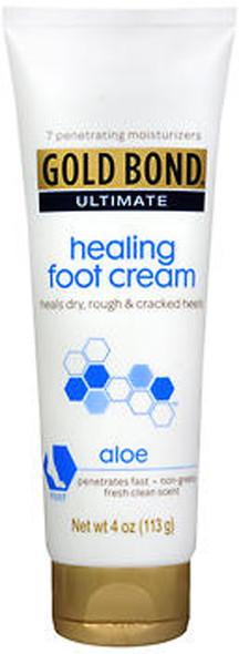 Gold Bond Ultimate Healing Foot Cream - 4 oz