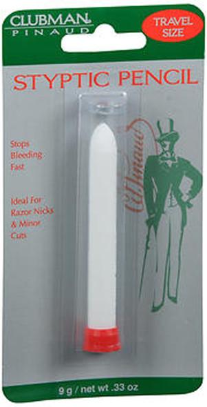 Clubman Styptic Pencil Travel Size - 0.25 oz